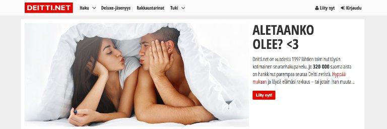 deitti.net lyhyesti