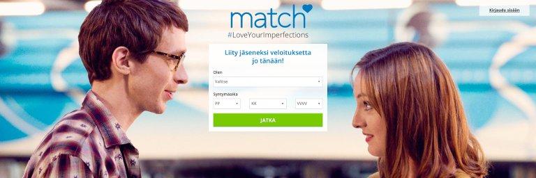match.com lyhyesti