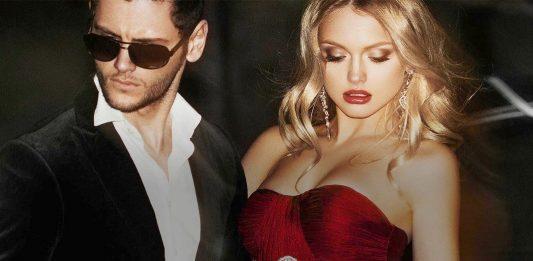 Uusi sivusto rikkaille miehille ja kauniille naisille